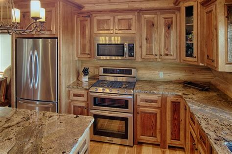 rustic log kitchen cabinets broken bow ok rustic kitchen dallas by 5010