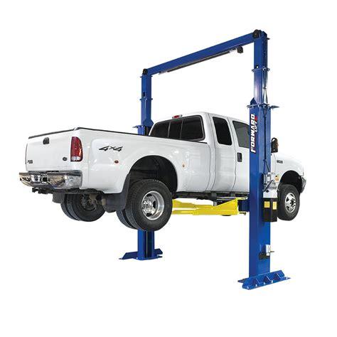 Auto Forwarder Forward 2 Post Lifts Automotive Equipment Inc