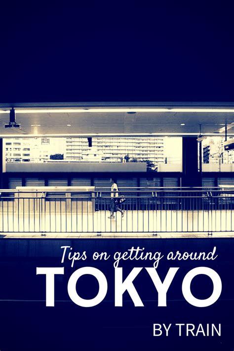 tokyo transportation tips      tokyo