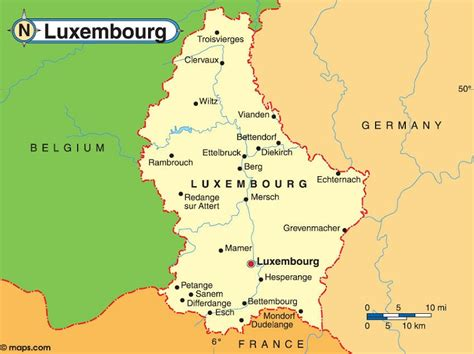 luxembourg facts  facts  luxembourg factsnet