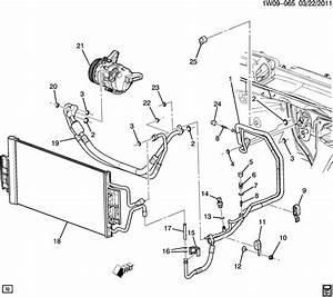 Chevrolet Impala Clip  Air Conditioning  A  C  Compressor