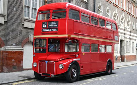 18 Things You Didn't Know About London Buses   Gizmodo UK