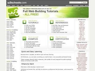 w3schools templates www w3schools