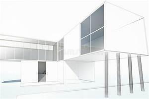 emejing architecture moderne maison dessin pictures With amazing logiciel plan maison 3d 11 une plan construction maison lhabis