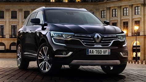 Renault Koleos Wallpapers by 2016 Renault Koleos Initiale Wallpapers And Hd