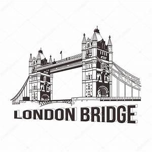 London Bridge Dessin : magurok5 63851357 ~ Dode.kayakingforconservation.com Idées de Décoration