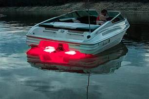 led underwater boat lights and dock lights single array