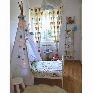 Tipi Chambre Bébé : d coration tipi pour chambre d 39 enfant elle d coration ~ Teatrodelosmanantiales.com Idées de Décoration