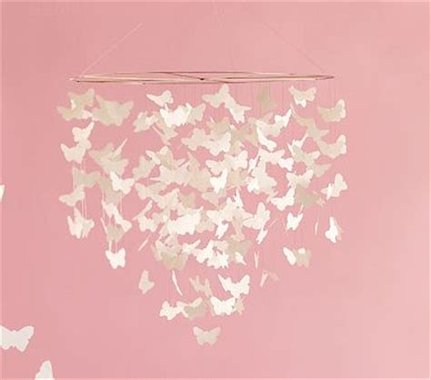 Pottery Barn Butterfly Wall Decor by Pottery Barn Inspired Chandelier Diy Pottery Barn Room
