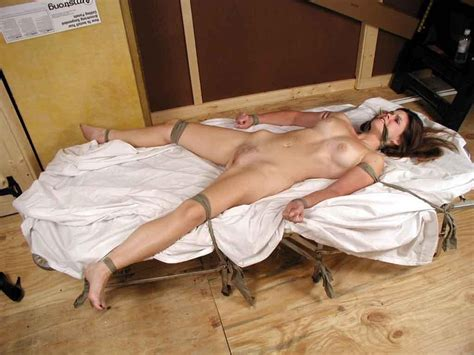 27636967 In Gallery Lovely Slaves Tied Spread Eagle