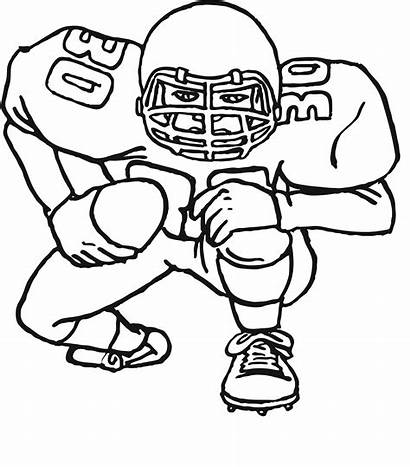 Jets Coloring Football Pages Printable Getcolorings
