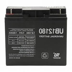 Universal Power Group 12v 18ah New 90508011 Battery
