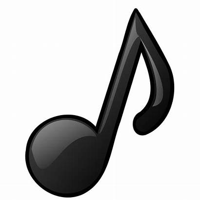Transparent Clipart Background Note Notes Musical Clipground