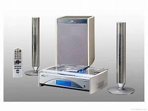 Jvc Fs-sd1000 - Manual - Micro Hifi System