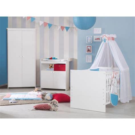 equipement chambre bebe emilia chambre bébé complète 3 pièces lit évolutif