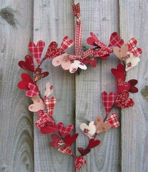valentines day decoration ideas 28 cool heart decorations for valentine s day digsdigs