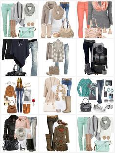 Clothing Collage   so cute fashion   Pinterest   Clothing and Collage