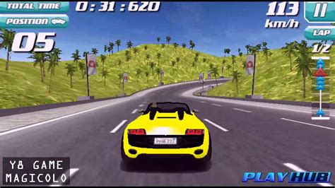 Y8 Car Racing Games 1 Player