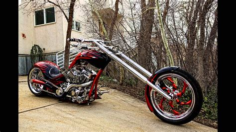 Mark Payzant All American Chopper