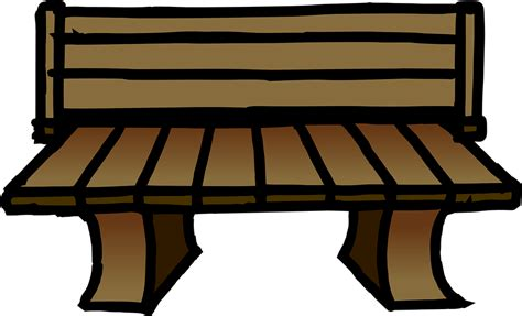 Bench Clipart Seat Bench Clipart Clipground