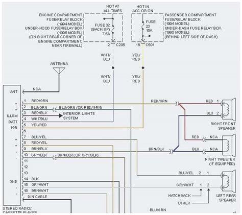 wiring diagram toyota landcruiser 79 series radio wiring