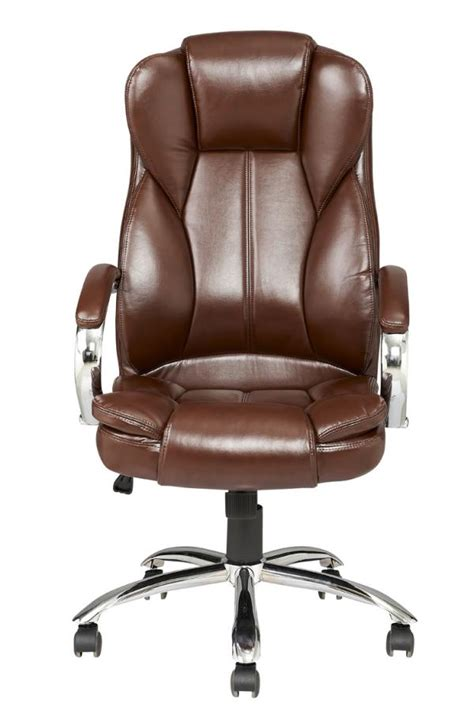 high back pu leather executive office desk task computer