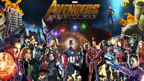 Video Cara Agar Tidak Hamil 5 Bocoran Film Avengers Infinity War Segiempat