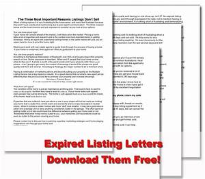 78 best images about expired listing postcards on With marketing letters for realtors