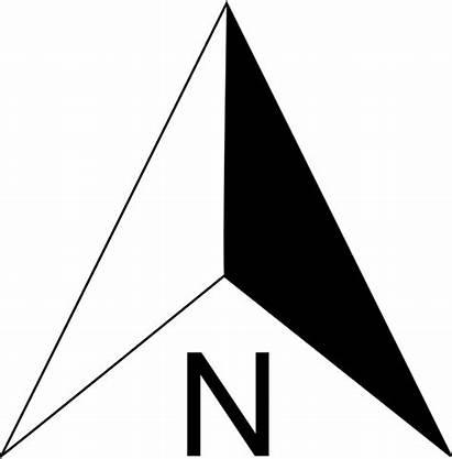 Arrow Compass North Clipart Transparent Icon Clip