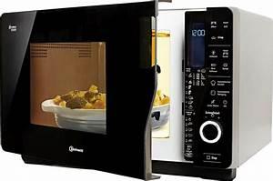 Mikrowelle Mit Dampfgarfunktion : bauknecht mikrowelle mw 427 sl 900 w mit grill otto ~ Orissabook.com Haus und Dekorationen