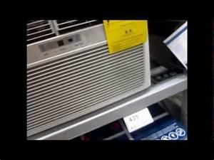 New Frigidaire Window Heat Pump At Lowe U0026 39 S