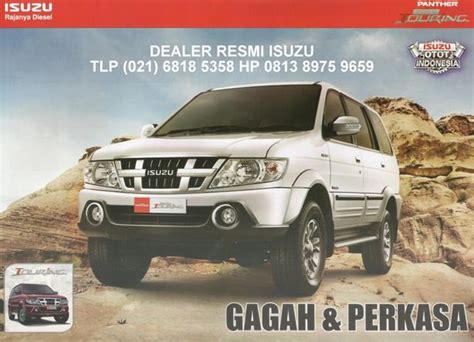 Isuzu Panther Hd Picture by Harga Mobil Isuzu Panther Smart Lv Ls Touring Grand