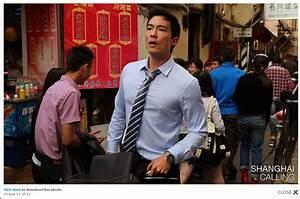 [Movie News] Daniel Henney – Shanghai Calling trailer ...