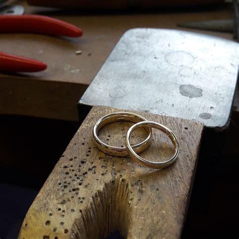 wedding rings workshop becca williams