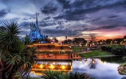 Disney Orlando Walt Wallpapers Resort Wallpaperplay Walls