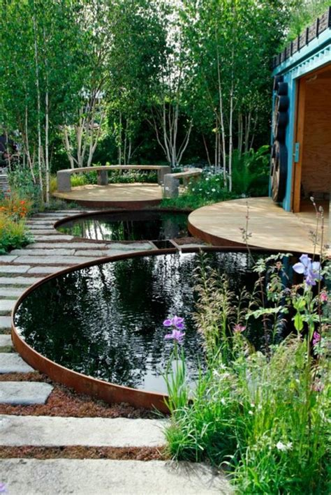 Garten Landschaftsbau Rook by 25 Best Ideas About Gartenteich Bilder On