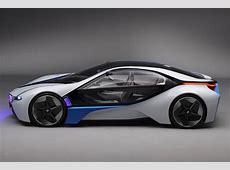 BMW Vision Efficient Dynamics Concept revealed