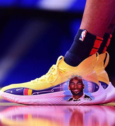 les chaussures signature en hommage  kobe bryant