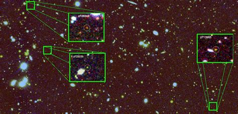 Candels Search The First Galaxies