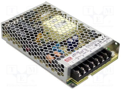 LRS-150-24 - Mean Well - LRS15024 - datasheet