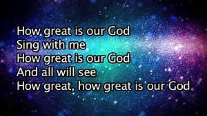 How Great Is Our God - Chris Tomlin - Instrumental ...