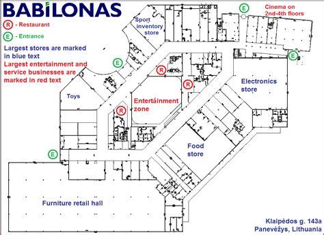 File:Shopping mall Babilonas layout.png - Wikipedia