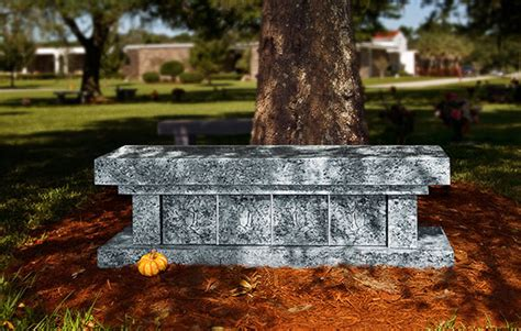 Cremation Benches Cemetery  Home Improvement Ideas