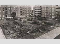Peabody housing association History of estates London