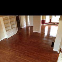 red chestnut stain  white oak floors mscs