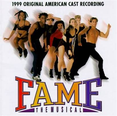 Fame Musical Cast Cd American Keep Down