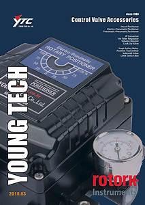 Ytc New Catalog 2013 10 Version  U2013 Rotork Ytc