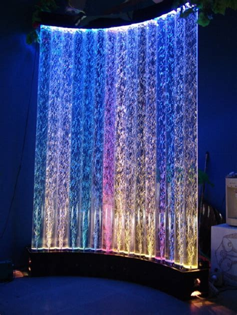 bubble tube floor l h79 39 39 2m customized floor standing led water bubble tube