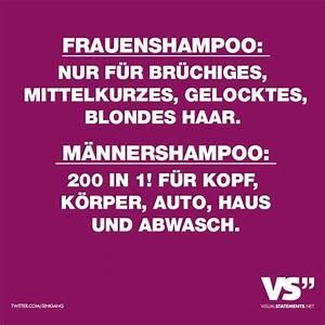 Lustige Sprüche Fürs Auto : frauenshampoo nur f r br chiges mittelkurzes gelocktes ~ Jslefanu.com Haus und Dekorationen