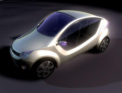 concept city car  chenwei gao china michelin challenge design